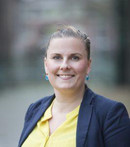 Charlotte Backx - SEO tekstschrijver bij Tekstbureau Door Lotje Getikt. Het tekstbureau in Tilburg