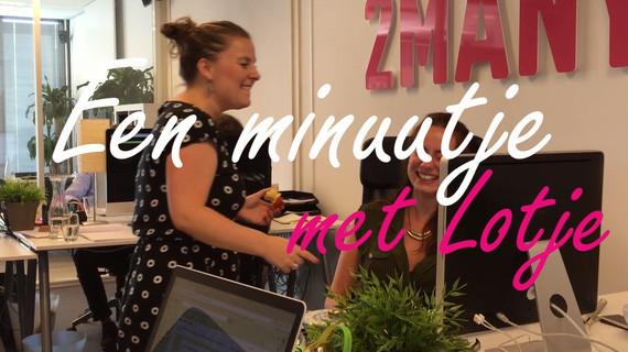 Video: Altijd een blog idee – Een Minuutje met Lotje