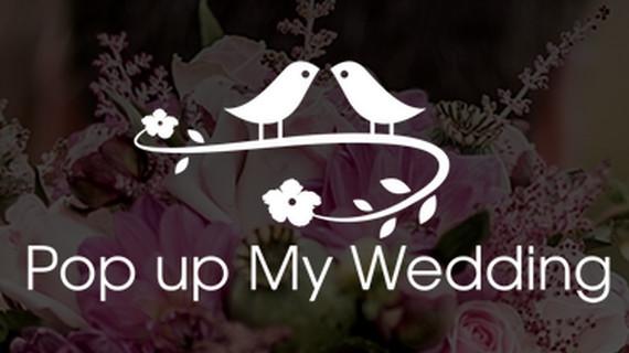 Pop up My Wedding